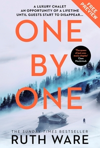 New Ruth Ware Thriller: One By One Free Ebook Sampler