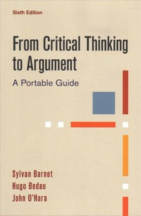 From Critical Thinking to Argument 6e & Documenting Sources in APA Style