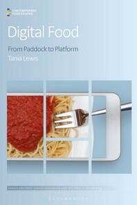 Digital Food From Paddock to Platform