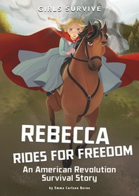 Rebecca Rides for Freedom