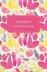Cierra's Pocket Posh Journal, Tulip