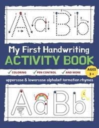 My First Handwriting Activity Book