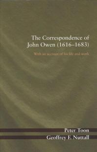 The Correspondence of John Owen (1616-1683)