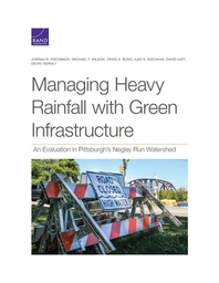 Managing Heavy Rainfall with Green Infrastructure