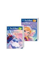 Disney Fun to Read 겨울왕국 세트(전2권)