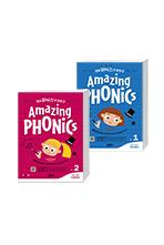 Amazing Phonics 어메이징 파닉스 1,2 세트