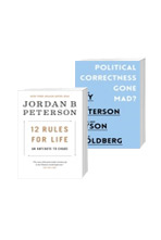 12 Rules for life + Political Correctness Gone Mad?  (조던 피터슨)