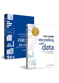업무에 바로 활용하는 데이터 시각화 기법 (2권 세트)