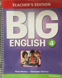 BIG ENGLISH 4 TEACHER'S EDITION