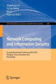 Network Computing and Information Security