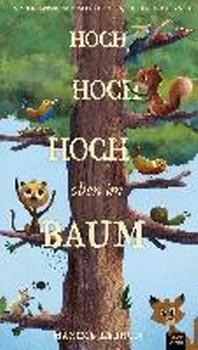 Hoch hoch hoch oben im Baum