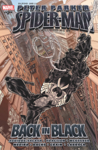 Marvel 피터 파커 스파이더맨: 백 인 블랙