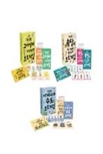 [특가 한정판매] 와당탕 보드게임 3종 세트: 고사성어, 속담, 수도 (전 3종)