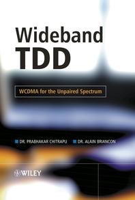 Wideband TDD