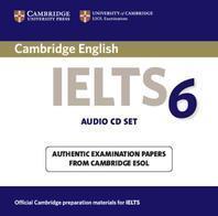 Cambridge IELTS 6 2CD(S)