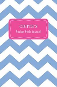 Cierra's Pocket Posh Journal, Chevron