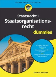 Staatsorganisationsrecht fuer Dummies