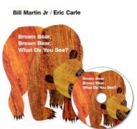 노부영 Brown Bear, Brown Bear, What Do You See?(Henry Holts) (원서 & CD)