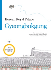 Korean Royal Palace Gyeongbokgung