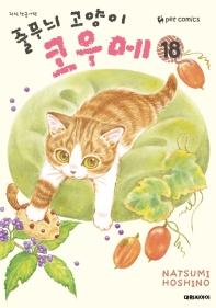줄무늬 고양이 코우메. 18