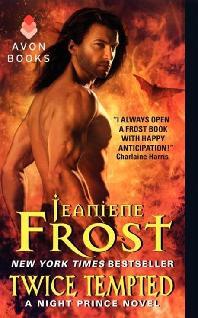 Twice Tempted a Night Prince Novel