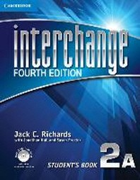 Interchange Level 2 Student's Book a with Self-Study DVD-ROM [With DVD ROM]
