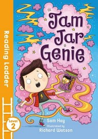 Jam Jar Genie (Reading Ladder Level 2)