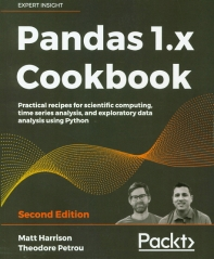Pandas 1.x Cookbook