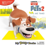 The Secret Life of Pets 2 My Busy Book