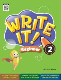 Write It! Beginner. 2 (Student Book + Workbook)
