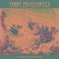 Terry Pratchett's Discworld Collectors' Edition Calendar 201