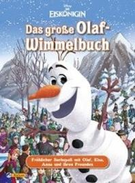 Disney: Das grosse Olaf-Wimmelbuch