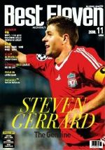 베스트일레븐 2008년 11월호(통권 제192호)