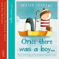 Oliver Jeffers Boy Compendium
