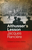 Althusser's Lesson