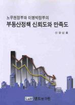노무현정부와 이명박정부의 부동산정책 신뢰도와 만족도