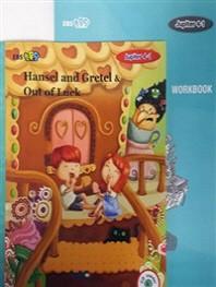 EBS 초목달 Jupiter 4-1 세트 Hansel and Gretel & Out of Luck