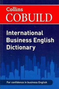 Collins Cobuild: International Business English Dictionary