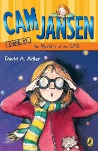 Cam Jansen Adventure #2: Cam Jansen and the Mystery of the U.F.O