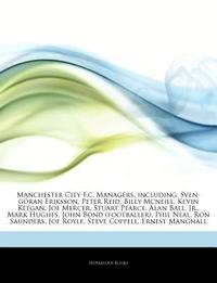 Articles on Manchester City F.C. Managers, Including
