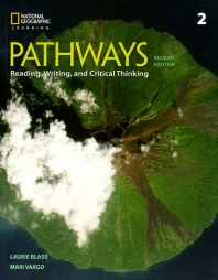 Pathways. 2 SB : Reading, Writing and Critical Thinking