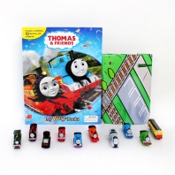 Thomas & Friends #2 토마스와 친구들 2 피규어 책