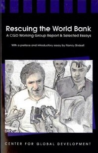 Rescuing the World Bank