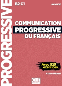Communication progressive avance 3ed + CD MP3