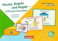 Perfekt organisiert im Kita-Alltag / Raeume, Regeln und Regale - einfach gut beschriftet!