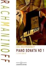 라흐마니노프 피아노 소나타. 1: OPUS 28
