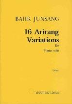 16 아리랑 변주곡(16 ARIRANG VARIATIONS)