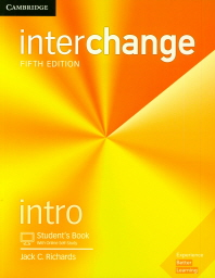 Interchange Intro Student Book