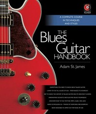 The Blues Guitar Handbook [With CD (Audio)]