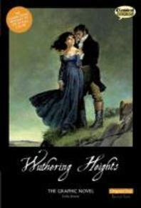 Wuthering Heights the Graphic Novel